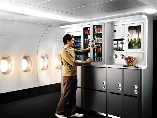 Qantas A380 Economy Sn...