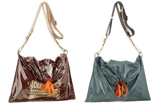 louis vuitton garbage bags