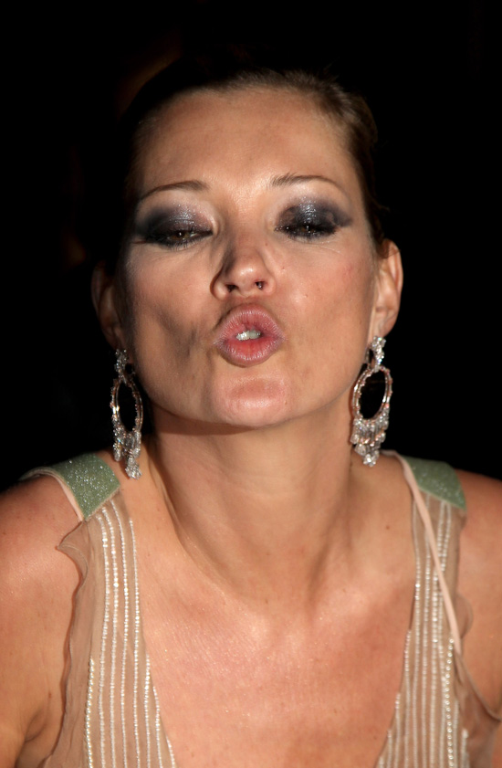 Kate Moss At London Love Ball Hot Or Hot Mess Photos -4001