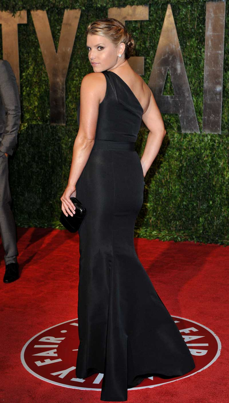 Jessica Simpson Evening Dress
