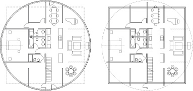 Squaring The Circle_b_504592 on Round Circle House Floor Plans