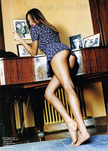 Carla bruni sex pictures share your