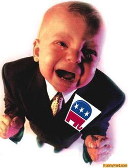 GOP cry babies
