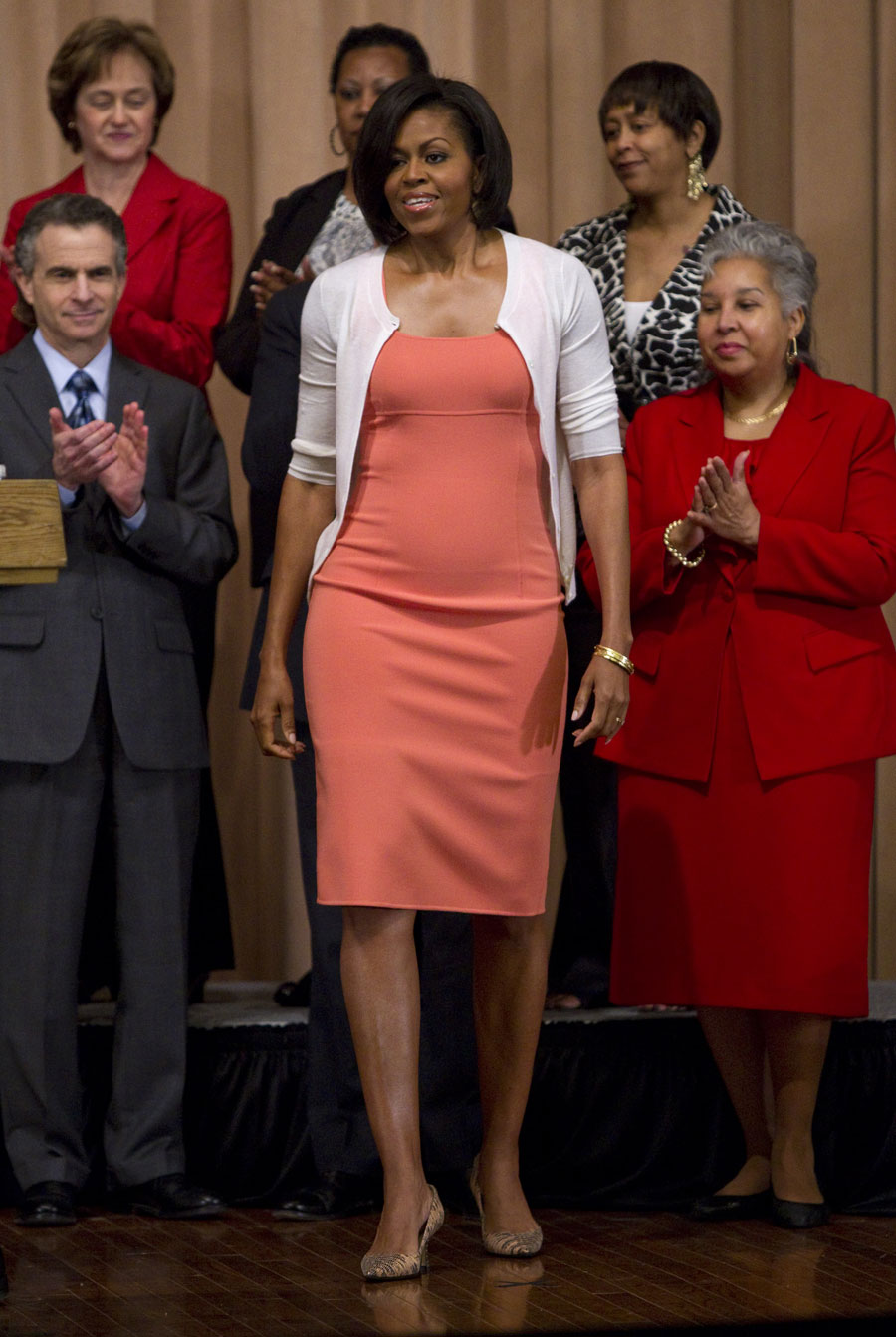 What do you think about Michelle Obama?