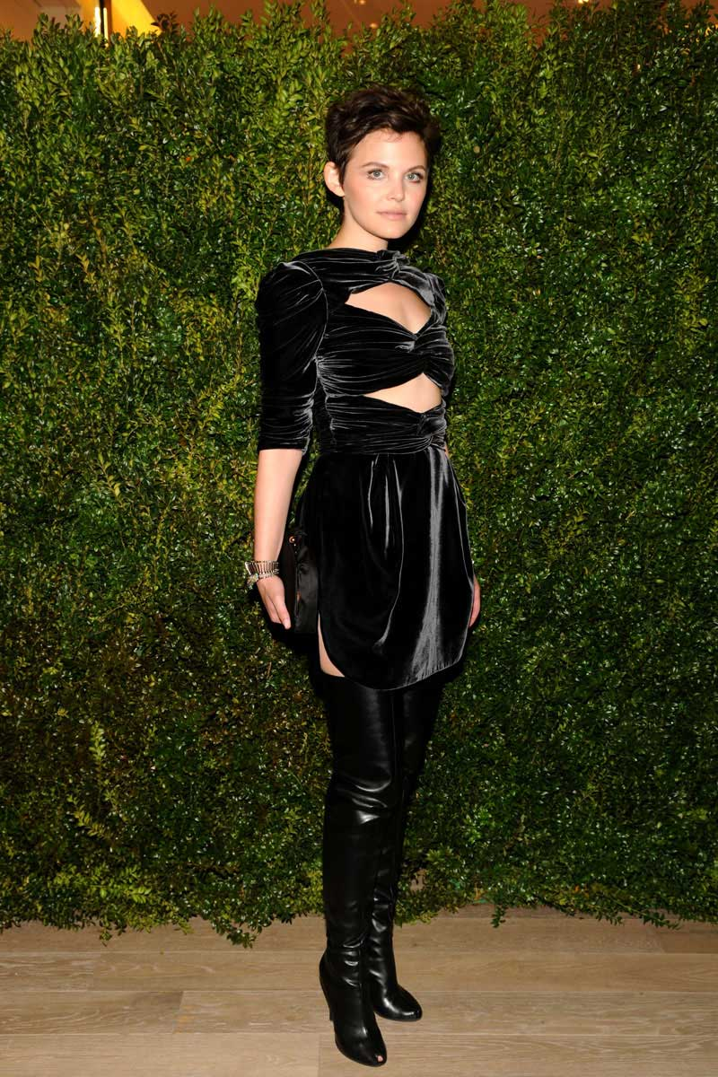 Ginnifer Goodwin Cuts Loose In Vionnet Hit Or Miss