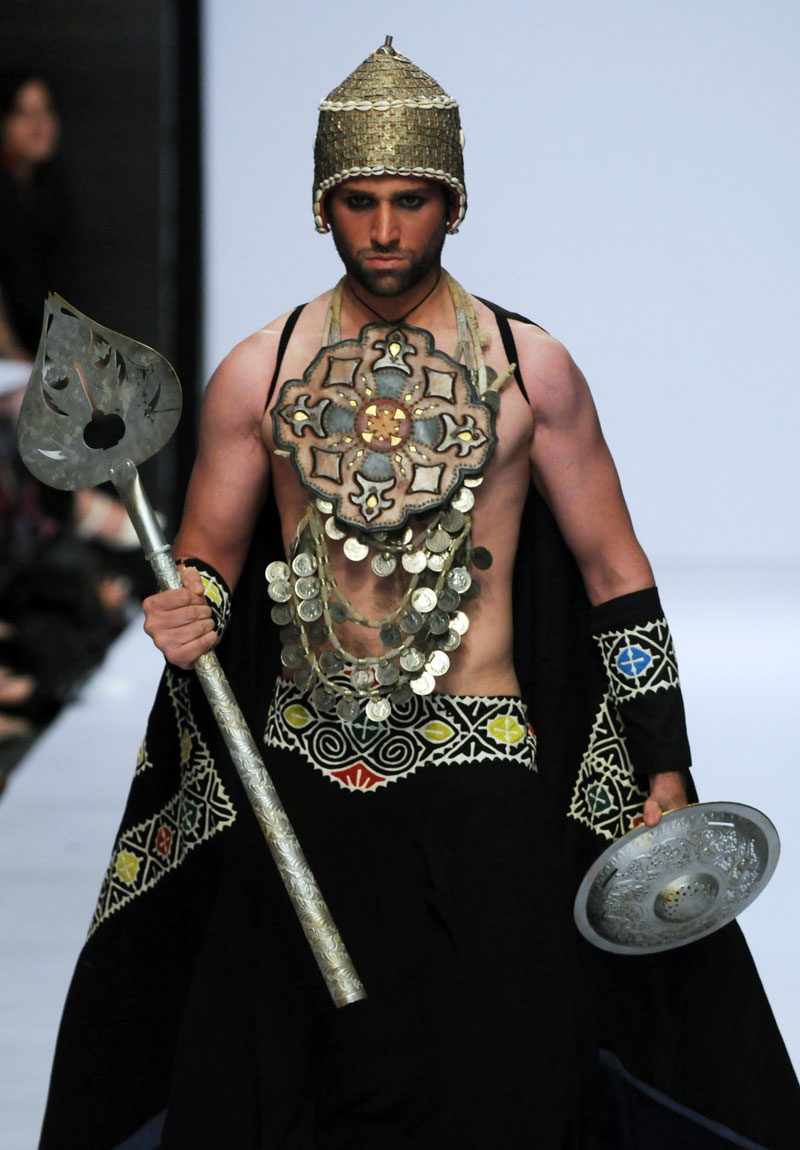 Pakistan Fashion Week Fash Ion Of The Titans Photo