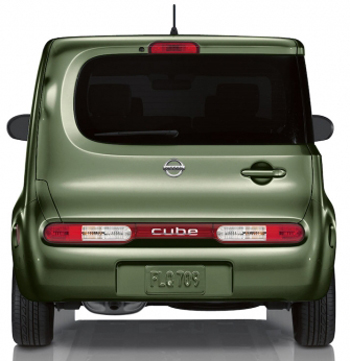 2010 04 14 Nissan Cube Back Jpg