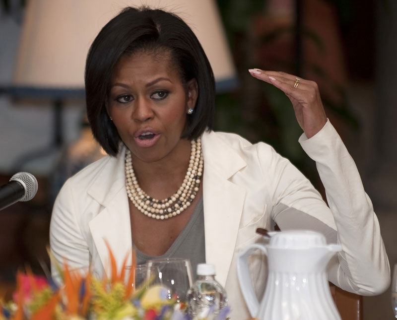 Michelle Obama - Huffington Post