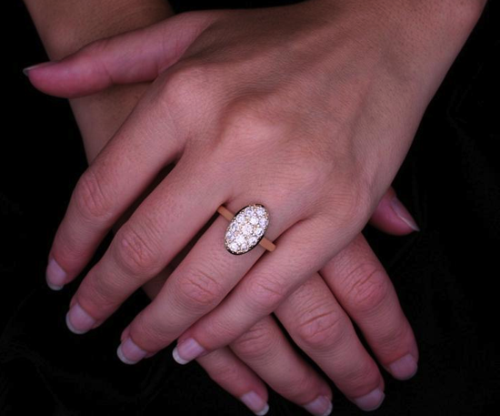 Twilight Engagement Ring Can Be All Yours For $1,979 ... - photo#11