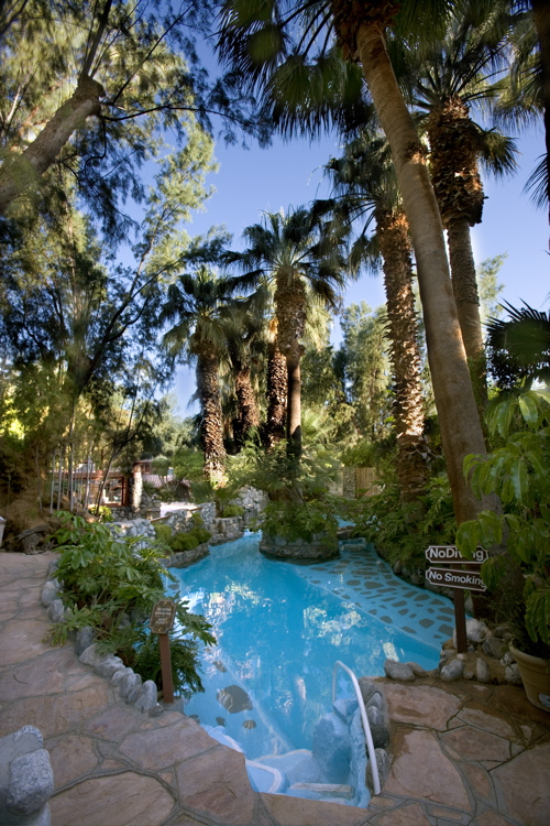 Mineral Day Spa Palm Springs