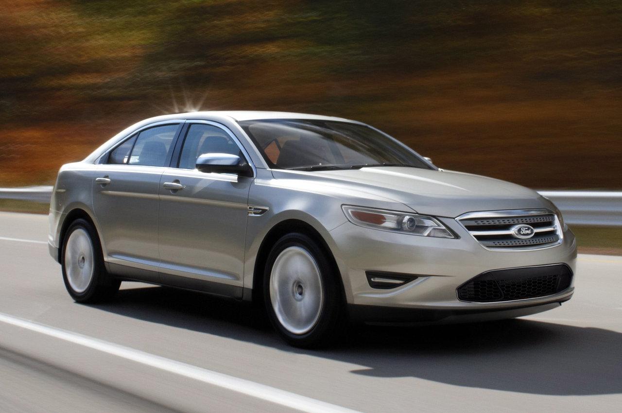 Road Test -- All-New 2010 Ford Taurus