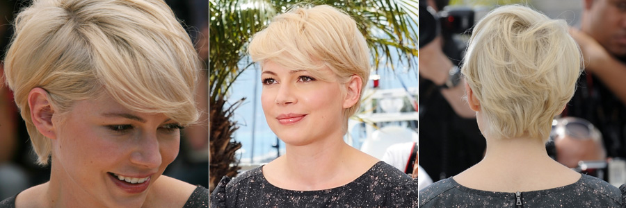 Michelle Williams New Hair Love It Or Lose It Photos Poll
