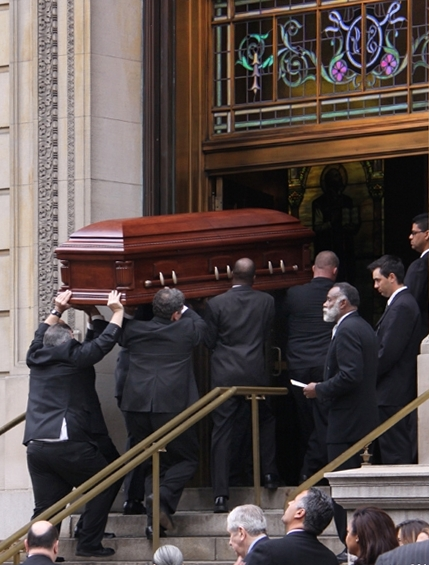 ella fitzgerald funeral - photo #34
