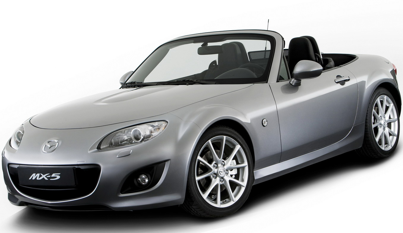 Road test - 2010 Mazda MX-5 Miata