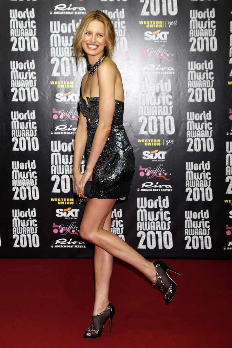 Karolina Kurkova Weight Loss 2010