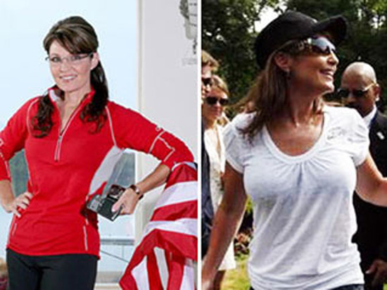 sarah palin breast