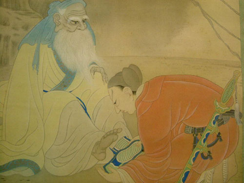 Discovering Japanese Scroll Painting | HuffPost