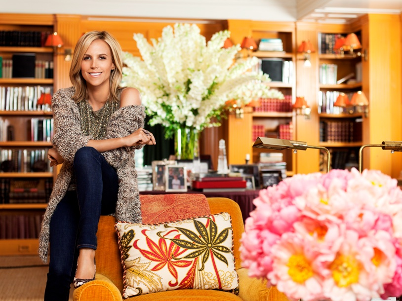 Tory Burch Reveals Her Style Secrets Huffpost