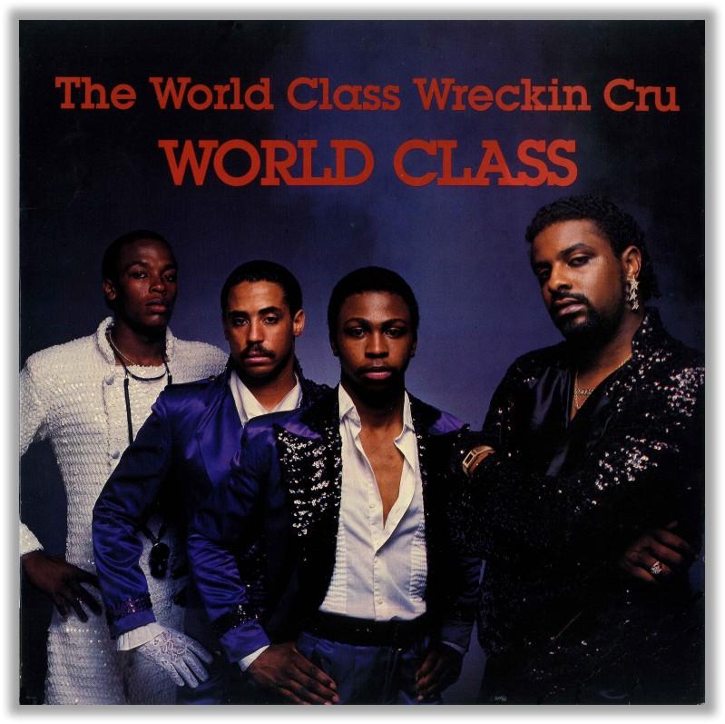 The Wreckin Cru Featuring Yella Slice Kru Groove