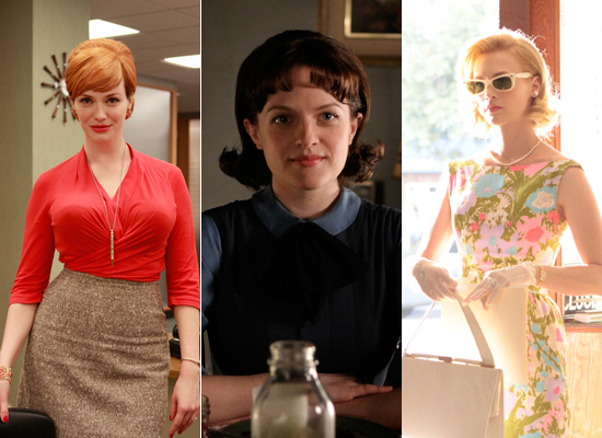 Brilliant Mad Men 39S Janie Bryant Talks About Peggy39S New Hair Her Mod Line Short Hairstyles For Black Women Fulllsitofus