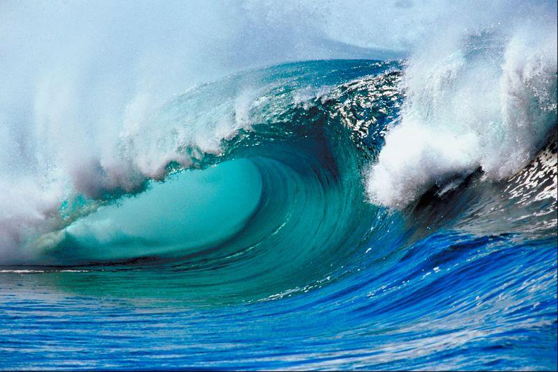tidal wave photos