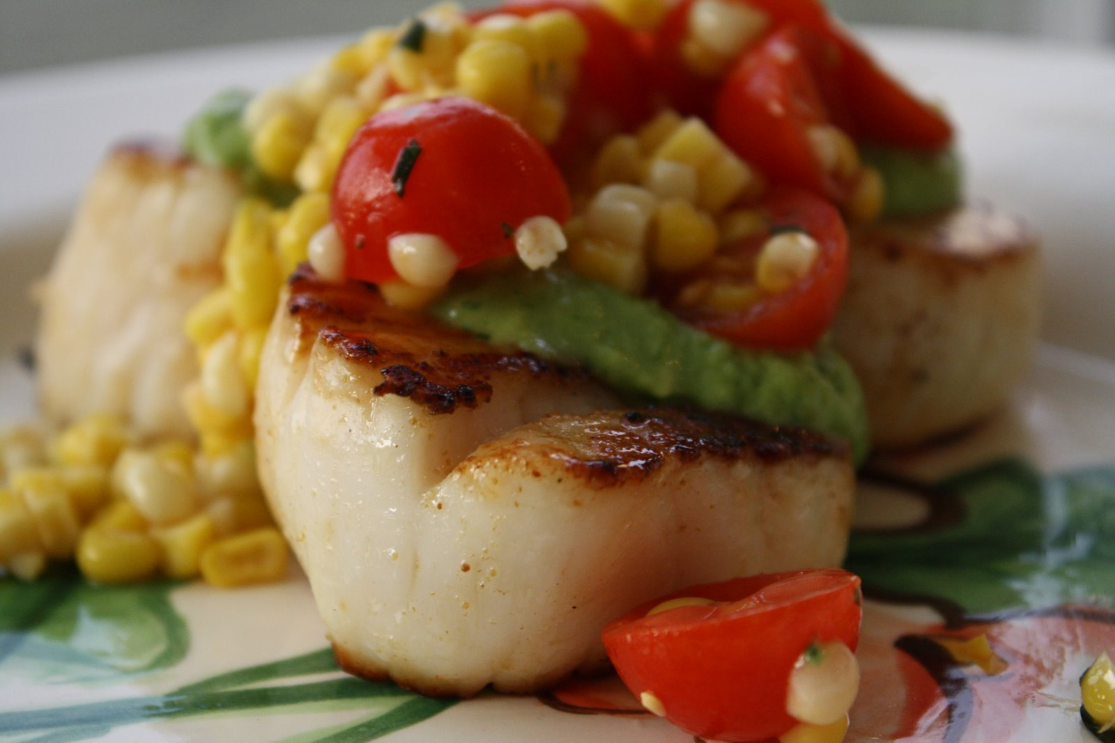 Perfect Summer Scallops | HuffPost