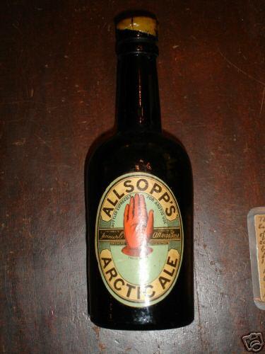 Afbeeldingsresultaat voor Arctic Ale van The Allsopp