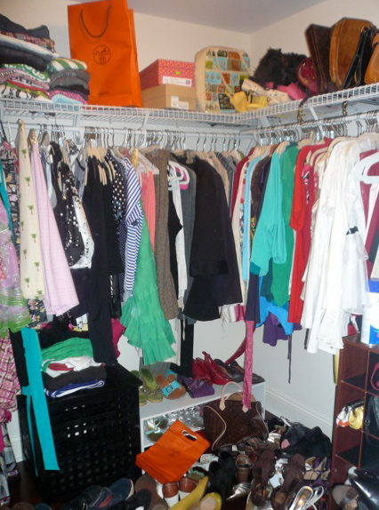 Coming Out Of The Messy Closet For 500 Huffpost