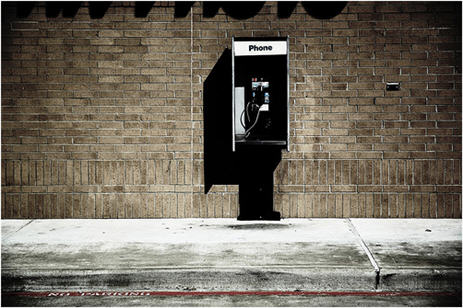 payphone by the market