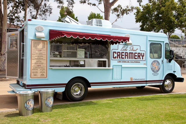 Food trucks are hot but gourmet ice cream trucks are cool for Cool food truck designs