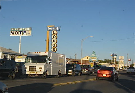 Where To Get Your Kicks On Route 66 Gallup New Mexico