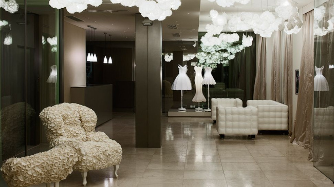 The top ten fashion designer hotels in the world huffpost for Top 10 boutique hotels in the world