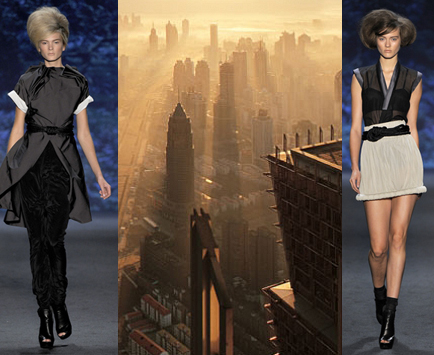 Travel-Inspired Looks From Fashion Week in New York