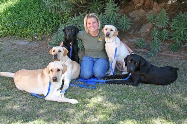 2010-09-22-KatiewithCleoandothertrainees.jpg