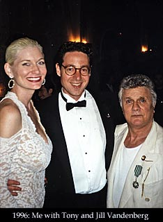Photo of Me With Tony and Jill Vandenberg