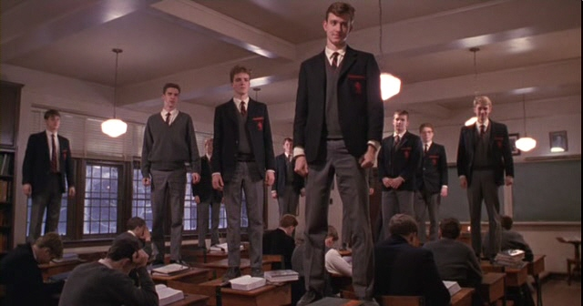 describe the culture at welton academy in dead poet socity Dead poets society, welton academy is founded on  human culture and  is the main theme in 'dead poet society' at welton academy.