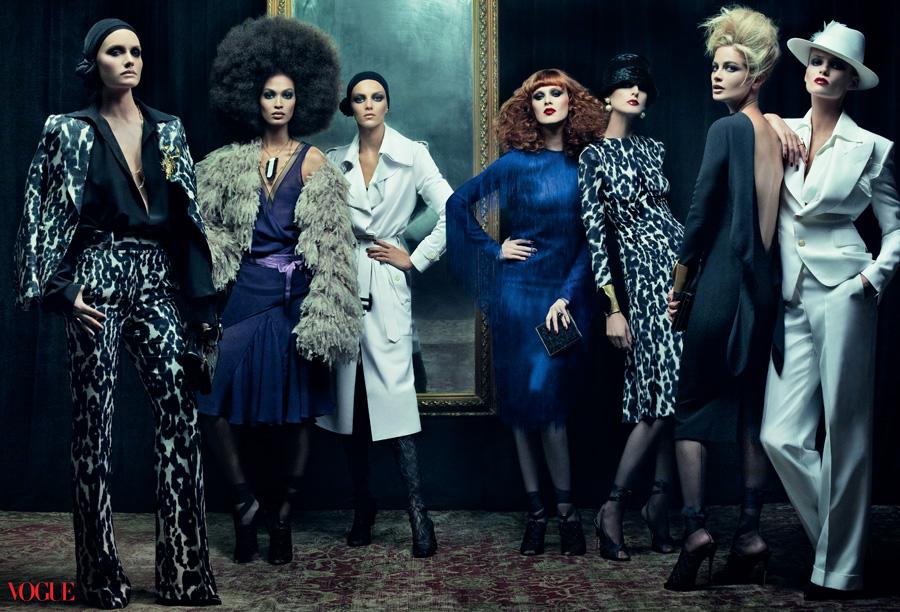 Модная женская одежда.  Мы уже писали о новой коллекции Tom Ford в...