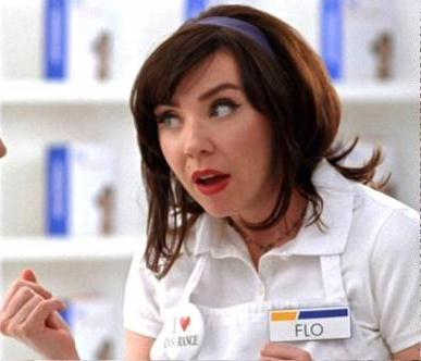 Why Does Flo From The Progressive Insurance Ads Slightly Turn Me On