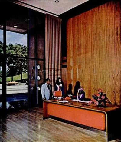 Ebony magazine headquarters