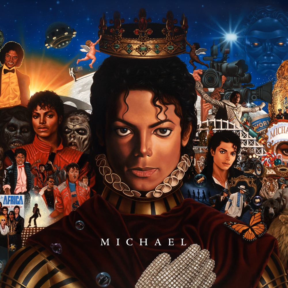 MICHAEL: La historia detrás del álbum == MICHAEL: The Story Behind The Album
