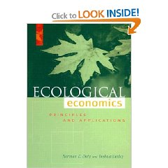 ecological economics and the ecology of economics essays in criticism Economics, ecology & environment ecological economics and the ecology of economics: essays in criticism meadows economic and environmental issues by.
