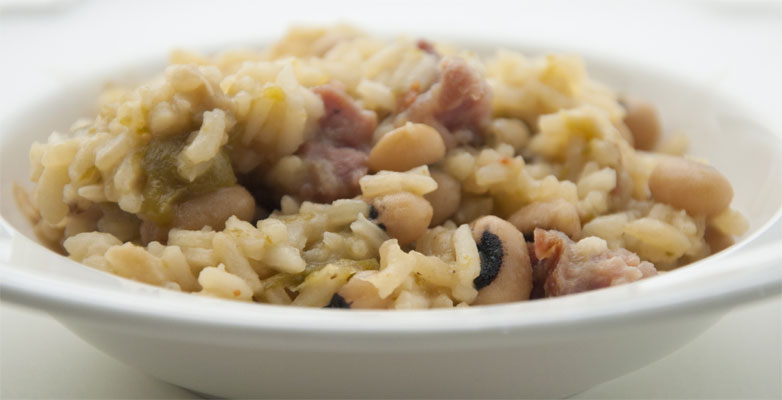 Hoppin' John: The Traditional Good Luck Dish for the New Year ...