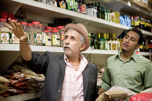 Naseeruddin Shah (left) and Aasif Mandvi in Today's Special