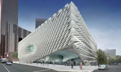 Form Foils Function Eli Broad S New Museum In La Huffpost