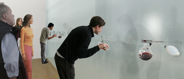 2011-01-07-SFMOMA_Wine_11_Smell_Wall.jpg