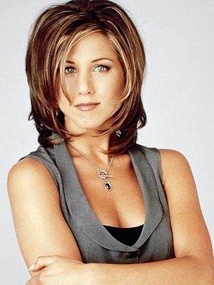 Jennifer Aniston Rachel Hair
