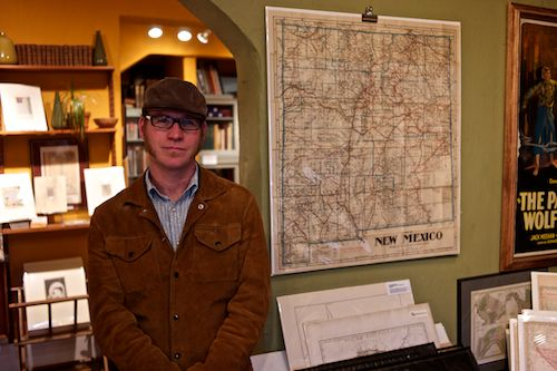 Cullen Stevens, G. Robinson Old Prints and Maps