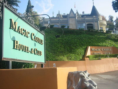 The Magic Castle: Ex-Nerds With Birds | HuffPost