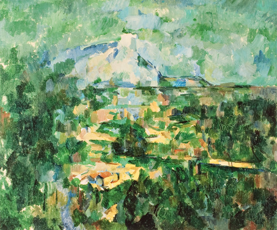 an analysis of the famous artwork of paul cezanne Forest, 1890 by paul cezanne this artwork is in public domain in its country of origin and other countries and areas where the copyright term is famous works.