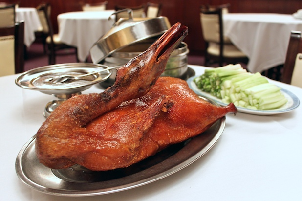 How Peking Duck Gets Made
